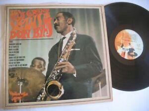 """DON BYAS  """" les plus grands slows"""" Rare LP Barclay records"""