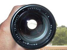 Cosina Samigon auto 300mm F:5 m42 mount Sony Nikon Canon Pentax DSLR DSLM