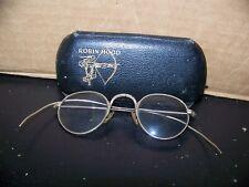 Vintage B&L Eyeglasses 1/10 12k Gold Filled Ful-Vue Perscription Glasses & Frame