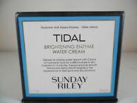 Sunday Riley Tidal Brightening Enzyme Water Cream-Travel Size-1.7 fl oz