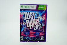 Just Dance 2018: Xbox 360