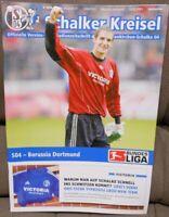 FC Schalke 04 Schalker Kreisel Magazin 14.05.2005 Bundesliga Derby Dortmund /72