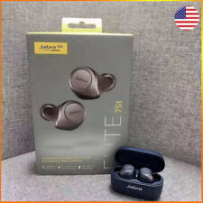 Jabra Elite 75t True Wireless Bluetooth Earphones Headphones Earbuds Us
