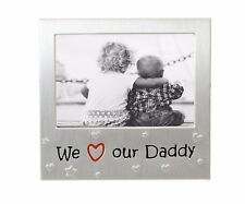 """We Love our Daddy Photo Picture Frame Gift - 5"""" x 3.5"""""""