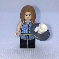 LEGO Rachel Green Minifigure FRIENDS TV CENTRAL PERK idea059 from 21319 Genuine