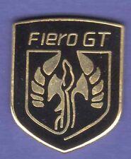 FIERO GT AUTO HAT PIN LAPEL PIN TIE TAC ENAMEL BADGE #1138