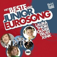 VARIOUS ARTISTS - HET BESTE VAN JUNIOR EUROSONG NEW CD