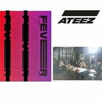 ATEEZ Zero : Fever Part.1 5th Mini Album Preorder PT 1 (Diary Version)