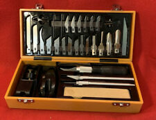Knife 36 Piece Vintage Kit  (Xacto like)
