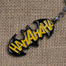 DC Comics Superhero Batman HAHAHAHA Alloy Key Chains Keychain Keyfob Keyring