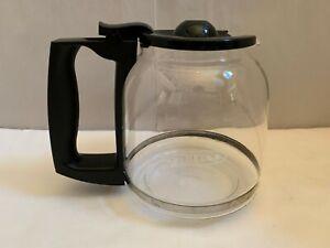 Bella Linea 12 Cup Replacement Carafe Black