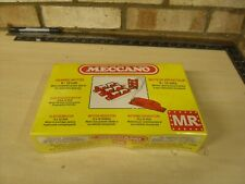 Meccano M.R. Geared Motor Set - Box Still Sealed