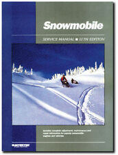 Clymer Clymer - SMS11 - Universal Snowmobile Service Manual SMS11