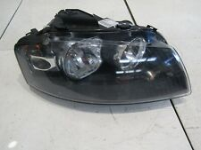 AUDI A3 2007 HEADLIGHT DRIVER RIGHT SIDE P/N: 8P0941004L REF 05I19