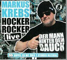 Krebs Markus Hocker Rocker live 2 CDs