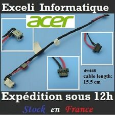 Tablette Acer Iconia Tab A200 A210 dc jack socket port 17cm longueur de câble