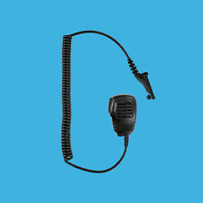 Two Way Radio Speaker Mic for Motorola MTP830 MTP850 XPR7380 XPR7550 XPR7580