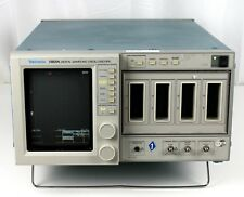 Tektronix 11801a Digital Sampling Oscilloscope Power Tested Only