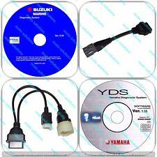 Yamaha YDS & Suzuki SDS Outboard Diagnostic Kit/ Jet Boat/ WaveRunner