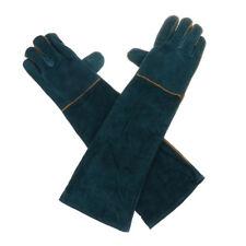 Blesiya Reptiles Cowhide Anti Bite Gloves  Handling Protection Gloves