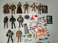 Star Trek The Next Generation Playmates 11 Action Figures Bundle