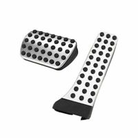 For Mercedes Benz C/E W205/W213 2016-2019 Car Gas Brake Foot Pedal Pad Cover