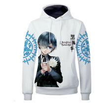 Anime Black Butler Ciel Hoodies Sweatshirt Men/Women Sweater