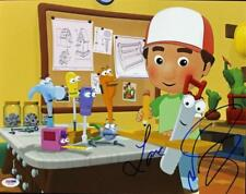 Wilmer Valderrama Handy Manny Signed Authentic 11X14 Photo PSA/DNA #I61222
