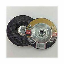"PSC Pro 10 each 4.5"" x 1/4"" x 5/8-11 Inch Depressed Center Grinding Wheels"