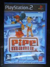 PS2 PIPE MANIA - PAL ESPAÑA PLAYSTATION 2 - NUEVO, PRECINTADO (4Y)