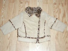 The Children's Place Girls Coat 24 Months Childrens Kids Winter Fur REALLY CUTE