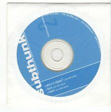 (FA19) Subthunk, You Should've Been Here Yesterday - 2005 DJ CD