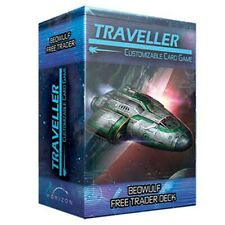 Other Ccg Traveller: Ship Deck Beowulf Free Trader