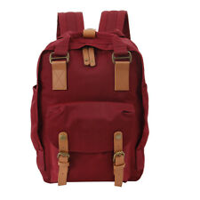 Women Men's Backpack Travel Rucksack College Students School Bag