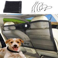 """Pet Dog Car Barrier Mesh Net Backseat Barrier for SUV Trunk Size 45.2"""" x 24.4""""AU"""