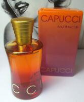 Vintage CAPUCCI NUANCE FEMME Perfume 3.4oz Eau de Toilette Spray NOS