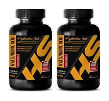 hyaluronic acid powder - HYALURONIC ACID 100MG - MAX STRENGTH - 2B - bone suppor