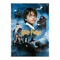 Harry Potter Puzzle Harry Potter and the Sorcerer's Stone Movie Poster