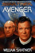 Avenger (Star Trek) by Shatner, William 0671551329 The Cheap Fast Free Post