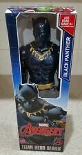 Marvel Titan Hero Series 12-inch Black Panther Figure