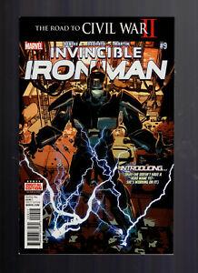 Invincible Iron Man #1-11 Set - 7 9 - 1st App Riri Williams - Very High Grade