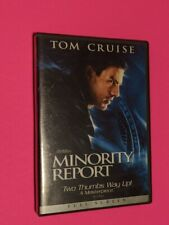 "Minority Report (Dvd, 2002, 2-Disc Set, Full Screen Edition) ""A Masterpiece!"""