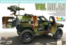 Tiger Model 1/35 French VBL with Milan Anti-Tank Missile Launcher # 4618