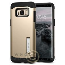 Spigen Samsung GS8 Slim Armor Case - Gold Maple Cover Guard Cover Guar