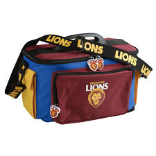 Brisbane Lions AFL DRINK COOLER LUNCH BAG WITH DRINK TRAY/TABLE Birthday Gift