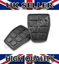 2x TRANSPORTER/CARAVELLE BUS 4/IV - BRAKE & CLUTCH PEDAL PADS RUBBERS 1990-2003