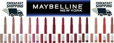 Maybelline Super Stay INK Crayon 19 Shades Pick Your Now Brand New Sealed