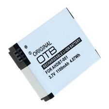 OTB Accu Batterij GoPro Hero 2 II Surf Edition 1100mAh 3.7V Akku Battery Bateria
