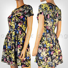 New Look Round Neck Polyester Dresses Mini