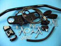 ABM Superbike Lenker-Kit Suzuki GSX-R 600 (WVBG) | 01-03 | schwarz